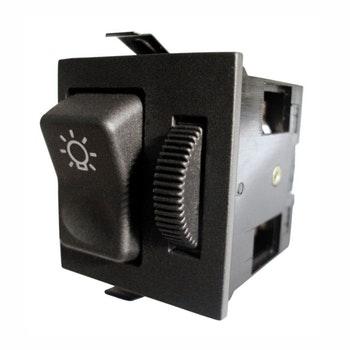 Chave de Luz com Dimmer - 24V - DNI 2100 - DNI - DNI 2100 - Unitário