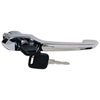 Maçaneta Externada Porta com Chave - Universal - 20135 - Unitário