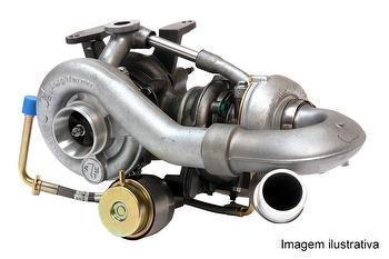 Turbocompressor R2S (K03+B2) - BorgWarner - 10009880102 - Unitário