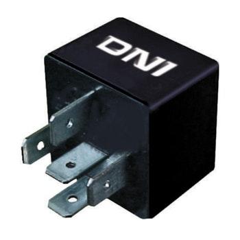 Relé Auxiliar Universal 24V - Duplo Contato 2x20A - DNI 0213 - DNI - DNI 0213 - Unitário