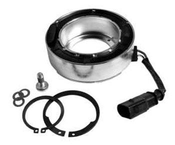 Bobina do Compressor do Ar Condicionado - Delphi - AK10046 - Unitário