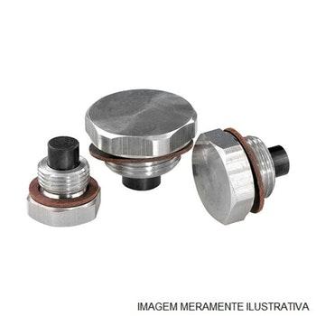 Bujão Magnético de Dreno da Carcaça Dianteira da Transmissão - Eaton - 3341356 - Unitário