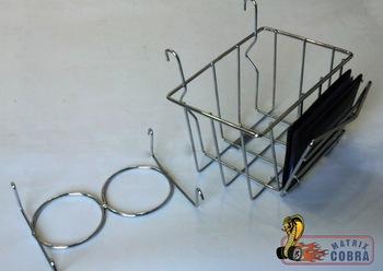 Cesto Porta Copos Kombi - Matrix Cobra - GL-008 - Unitário