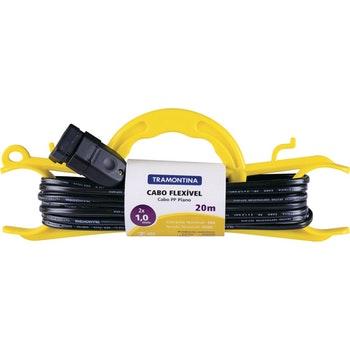 Extensão com Cabide 2 x 1,0mm² 20m - Tramontina - 57501020 - Unitário