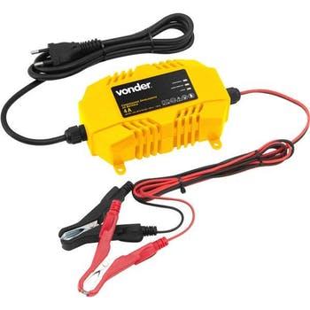 Carregador Inteligente de Bateria CIB 070 - 220 V - Vonder - 68.47.070.220 - Unitário