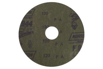 Disco de fibra speed gel F944 grão 120 115x22mm - Norton - 05539537641 - Unitário