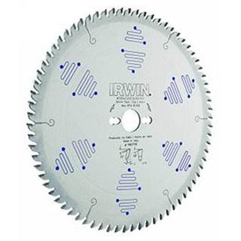 Serra Circular 250x30x3,0mm 80 Dentes Metal Duro Marcenaria 1863702 - Irwin - 1863702 - Unitário