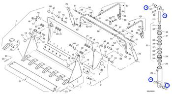 Anel de Fixação - Volvo CE - 914526 - Unitário