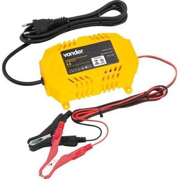 Carregador Inteligente de Bateria CIB 070 - 127 V - Vonder - 68.47.070.127 - Unitário