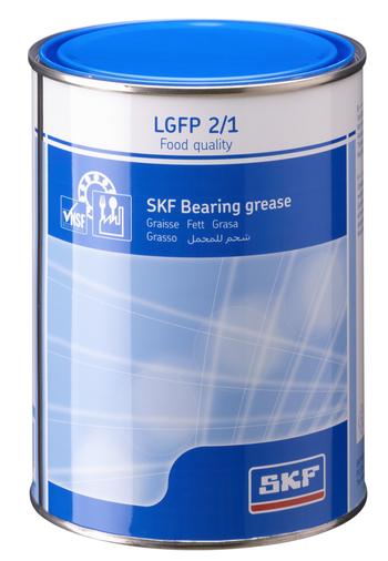 Graxa de uso geral compatível com alimentos NLGI 2 - SKF - LGFP 2/1 - Unitário