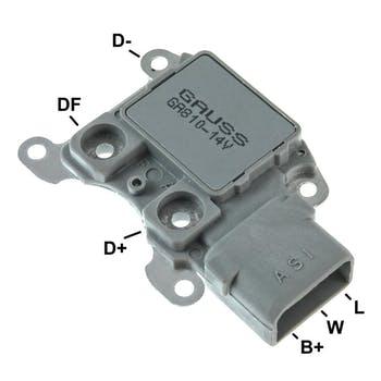 Regulador de Tensão - Gauss - GA810 - Unitário