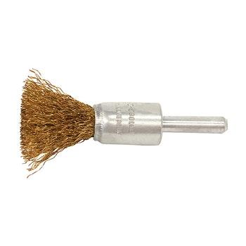 Escova de aço pincel 17mm - Norton - 69957307761 - Unitário