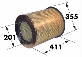 Filtro de Ar - WIX - W48785BR - Unitário