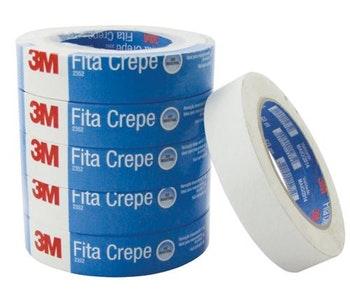 Fita Crepe 32mmx50m - 3M - HB004193205 - Unitário