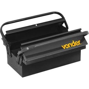 Caixa Metálica para Ferramentas com 5 Gavetas 25kg - Vonder - 61.15.402.021 - Unitário