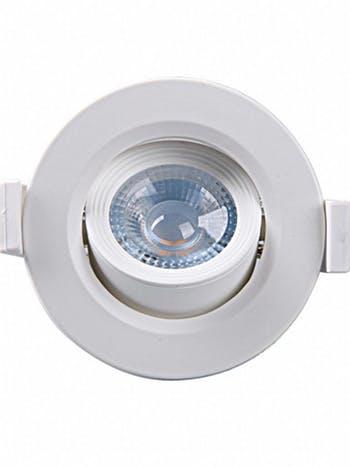 Spot de LED Alltop MR16 5W Redondo - Taschibra - 15090202 - Unitário