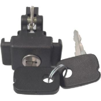 Fecho do Porta-Luvas - Universal - 40127 - Unitário