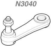 Braço Pitman - Nakata - N 3040 - Unitário