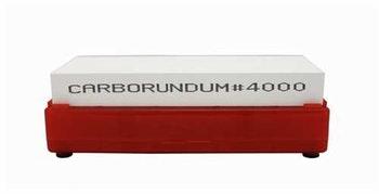 Pedra para Afiar Alta Gastronomia G4000 um - Carborundum - 66243484207 - Unitário
