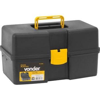 Caixa de Ferramentas com Bandeja - Vonder - 61.07.200.100 - Unitário