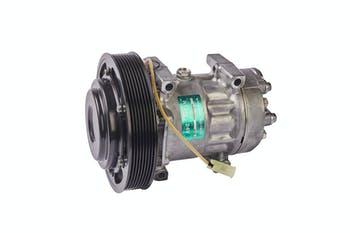 Compressor do Ar Condicionado - Remanufaturado - Volvo - 85013654 - Unitário