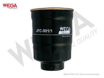 Filtro de Combustível - Wega - JFC-901/1 - Unitário