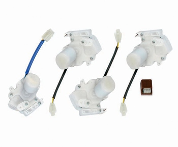 Kit de Trava Elétrica das Portas Dianteiras e Traseiras - Micro - 90768 - Unitário
