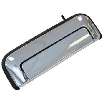 Maçaneta Externa da Porta Traseira L200 TRITON 2013 - Universal - 18261 - Unitário