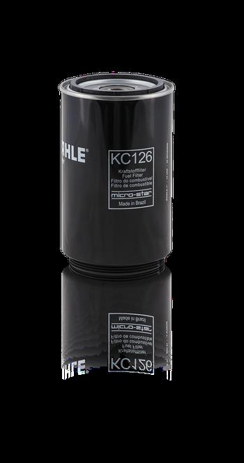 Filtro Blindado de Combustível - MAHLE - KC126 - Unitário