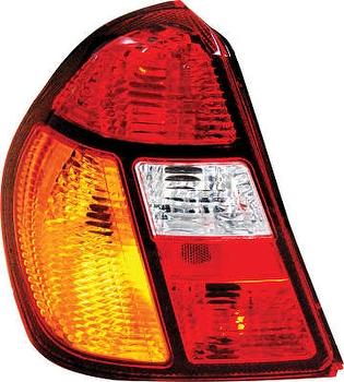 Lanterna Traseira - Valeo - 045670. - Unitário