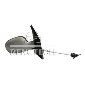 Retrovisor  Manual - Renotech - RN 415436 - Unitário