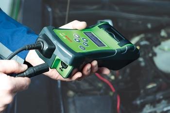 Testador Digital de Baterias - BAT 131 - Bosch Equipamentos - 0684.400.733-760 - Unitário