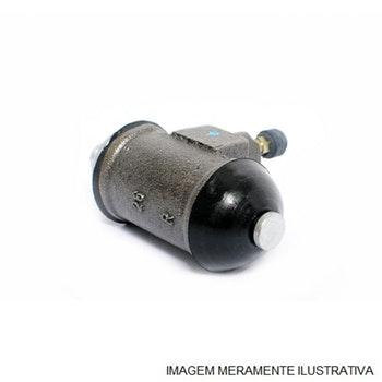 CILINDRO DO FREIO DA RODA - Bosch - 0204072119 - Unitário
