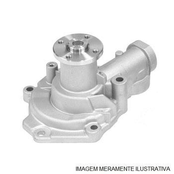 Bomba D'Água - Original Volkswagen - 2S0121004A - Unitário