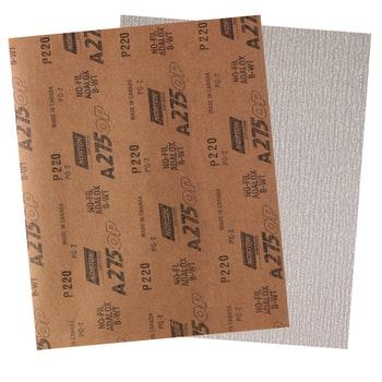 Folha de lixa seco A275 grão 220 - Norton - 05539534941 - Unitário