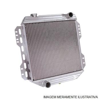 Radiador de Água - Equipado com Ar Condicionado - Alumínio Brasado - Notus - NT-7113.126 - Unitário
