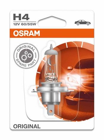 Lâmpada Halogena H4 - Osram - 64193 - Unitário