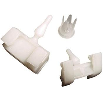 Kit Fixação do Friso da Longarina - Universal - 21074 - Unitário