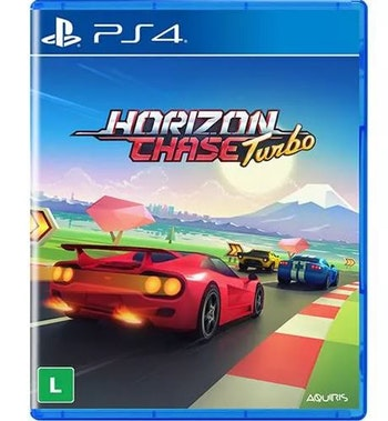 Jogo Horizon Chase Turbo - PS4 - Aquiris - 14762 - Unitário