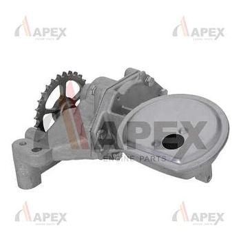 Bomba de Óleo - Apex - APX.BOXU10 - Unitário