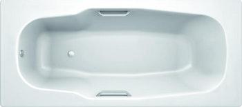 Banheira em Aço Esmaltado Vitrificado 180 x 80 cm - Atlântica - Celite - B2001BTBR0 - Unitário