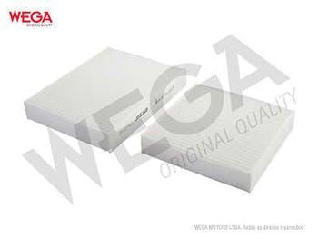Filtro do Ar Condicionado - Wega - AKX-35345 - Unitário