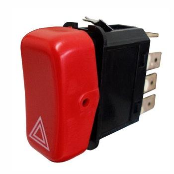 Chave Comutadora Pisca Alerta Mb - DNI 2102 - DNI - DNI 2102 - Unitário
