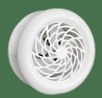 Exaustor Aerodelta Bivolt Branco 25cm - Venti-Delta - 80-2500 - Unitário