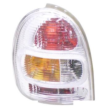 Lanterna Traseira Tuning - RCD - I2343 - Unitário