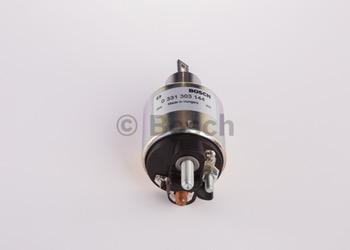 RELE DE ENGATE - Bosch - 0331303144 - Unitário