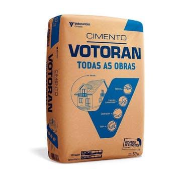 Cimento de Uso Geral Todas as Obras Votoran CP-II Z 32R 50Kg - Votorantim - 6054159 - Unitário