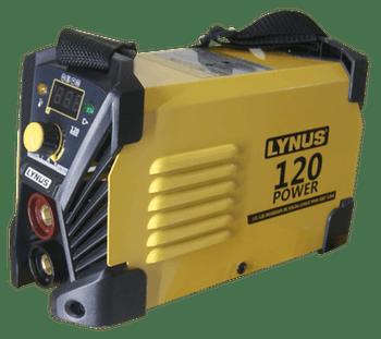 Inversora de Solda LIS-120 Power 220V - Lynus - 10821.8 - Unitário