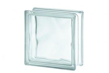 Bloco de vidro 19x19x8 - Distribuidor Regional - 87-79 - Unitário