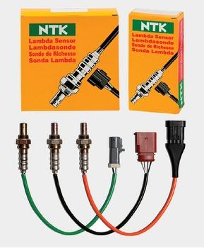 Sonda Lambda - Ntk - OZA112-A6 - Unitário